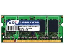 SO-DIMM 256 MB DDR2 667