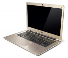 Acer Aspire S3 Ultrabook Gold