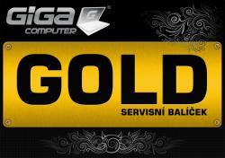 Kupón na údržbu počítače GOLD