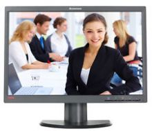 "22"" LCD Lenovo ThinkVision L2251p Black"