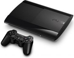 Sony PlayStation 3 500 GB Black