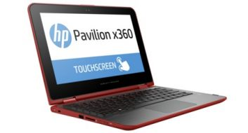 HP Pavilion x360 11-k100nt Red