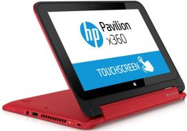 HP Pavilion X360 13-a105nx Red