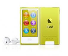 Apple iPod nano 16 GB Yellow