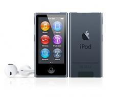 Apple iPod nano 16 GB Black