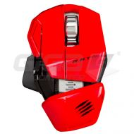 Mad Catz R.A.T. M Wireless Mobile Gaming Mouse Red - Fotka 1/4