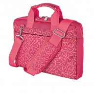 "Trust Carry Bag for 13.3"" Laptops Bari (pink)"