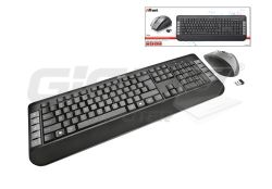Trust Tecla Wireless Multimedia Keyboard & Mouse - Fotka 5/6