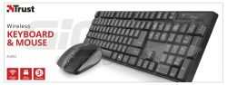 Trust Ximo Wireless Keyboard & Mouse - Fotka 5/5