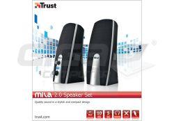 Reproduktory Trust MiLa 2.0 Speaker Set - Fotka 2/2