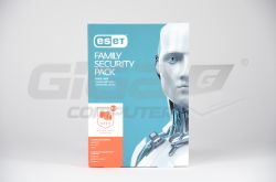 ESET Family Security Pack - Fotka 1/3