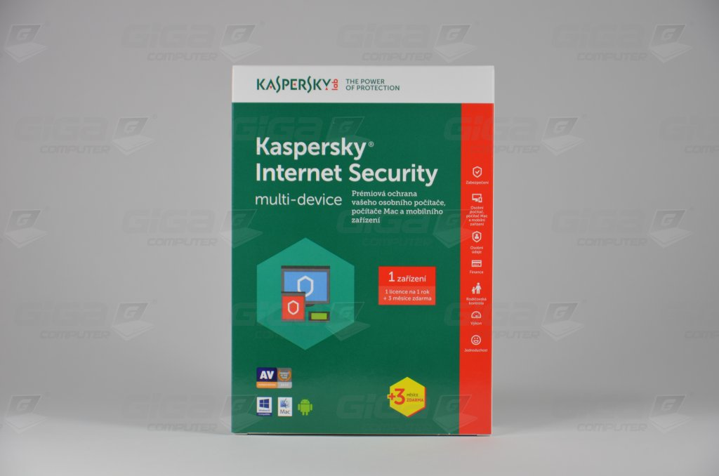 kaspersky internet security multi device 2017 cz 1pc 1. Black Bedroom Furniture Sets. Home Design Ideas