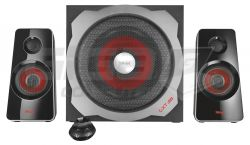 Trust GXT 38 2.1 Ultimate Bass Speaker Set - Fotka 1/3