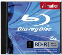 Imation BD-R(1-Pack)Jewel/25GB