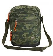 STM Link Tablet Shoulder Bag - Green Camo