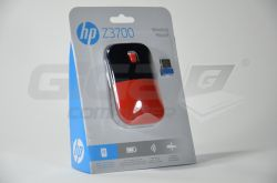 HP Z3700 Wireless Mouse - Cardinal Red  - Fotka 2/3