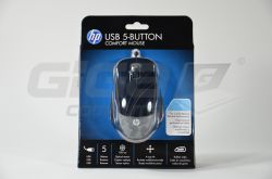 HP USB 5-Button Comfort Mouse - Fotka 1/3
