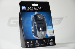 HP USB 5-Button Comfort Mouse - Fotka 2/3