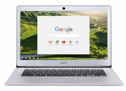 Acer ChromeBook 14 Sparkly Silver