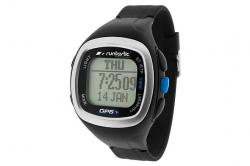 Runtastic GPS Watch and Heart Rate Monitor - Black