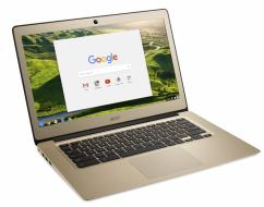 Acer ChromeBook 14 Luxury Gold