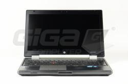 Notebook HP EliteBook 8560w - Fotka 1/6