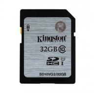 Kingston 32GB SDHC Class10 UHS-I 45MB/s