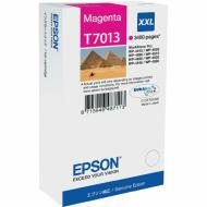 EPSON Ink bar WorkForce-4000/4500 - Magenta XXL - 3400str.