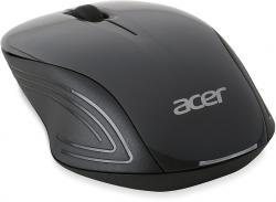 Acer Wireless Optical Mouse, černá