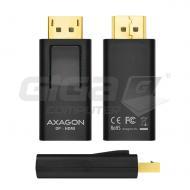 AXAGON RVD-HI, DisplayPort -> HDMI redukce / adaptér, FullHD - Fotka 3/3