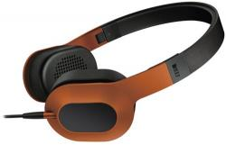 KEF M400 Hi-Fi Headphones Sunset Orange