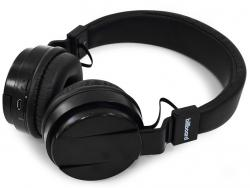 Billboard On-ear Bluetooth Headphones - Black