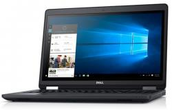Notebook Dell Latitude E5570