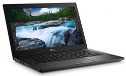 Dell Latitude 7280 Matte Black - Notebook