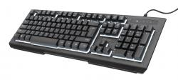 Trust Lito Backlit Multimedia Keyboard CZ/SK