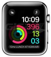 Chytré príslušenstvo Apple Watch 42mm Series 2 Silver Stainless Steel - S/M - Fotka 1/3