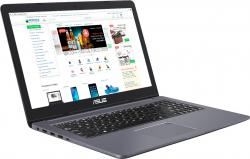 ASUS VivoBook Pro N580GD Grey Metal - Notebook