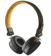 Trust Fyber Headphones Black/Orange