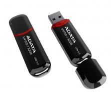 ADATA DashDrive UV150 32GB USB 3.1 flashdisk, slim, černý