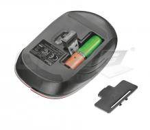 Trust Aera Wireless Mouse Red - Fotka 4/6