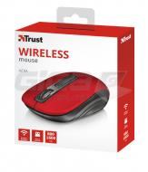 Trust Aera Wireless Mouse Red - Fotka 5/6