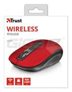 Trust Aera Wireless Mouse Red - Fotka 6/6