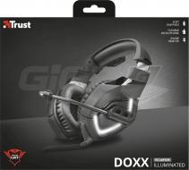 Trust GXT 380 Doxx Illuminated Gaming Headset - Fotka 6/6