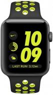 Apple Watch 42mm Series 2 Nike+ Space Gray - M/L