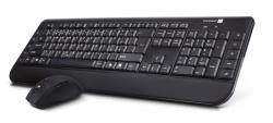 Connect IT Combo bezdrátová klávesnice a myš černá
