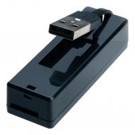 Connect IT čtečka paměťových karet ULTRA SLIM - Fotka 1/1