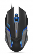 Connect IT CMO-4510 EVOGEAR profesionální optická herní myš - Fotka 3/5