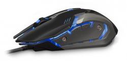 Connect IT CMO-4510 EVOGEAR profesionální optická herní myš - Fotka 1/5