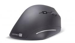 Connect IT FOR HEALTH ergonomická vertikální bezdrátová myš