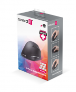 Connect IT FOR HEALTH ergonomická vertikální bezdrátová myš - Fotka 6/6